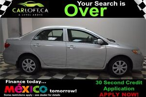 2012 Toyota Corolla CE - 1 OWNER**KEYLESS ENTRY**BLUETOOTH