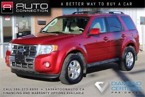 2010 Ford Escape Limited AWD ** BLUETOOTH ** MOONROOF **