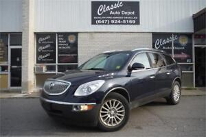 2008 Buick Enclave CXL**LEATHER**7 PASSENGER**RUNS AND DRIVES**