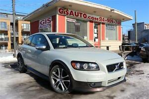 2010 Volvo C30 R-DESIGN NAVIGATION BLISS
