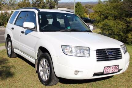 2005 Subaru Forester For Sale.Impeccable.Lady Owner. 6 month Rego Buderim Maroochydore Area Preview