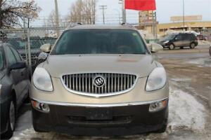 2008 Buick Enclave CX With DVD