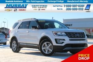 2016 Ford Explorer XLT 4WD*NAV SYSTEM,REAR CAMERA,REMOTE START*