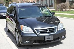 2009 Honda Odyssey TOURING DVD NAVIGATION LEATHER BACKUPCAM