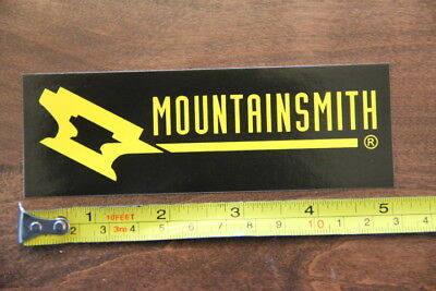 MOUNTAINSMITH Backpacks STICKER Decal NEW Pack for sale  Shipping to India