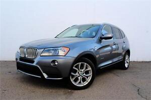 2011 BMW X3 | CERFIFIED | PANORAMIC ROOF