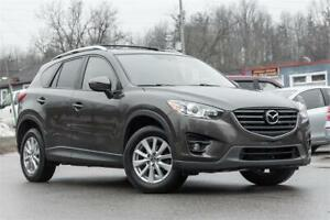 2016 Mazda CX-5 GS/ AWD/ NAVIGATION/ SUNROOF LOADED