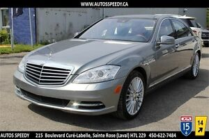 2011 MERCEDES S550 4MATIC, NAVIGATION, CAMERA, PANORAMIC, XENON