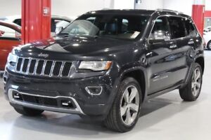 Jeep Grand Cherokee OVERLAND 4D Utility 4WD 2014