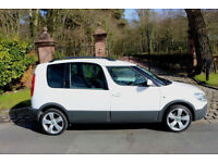 62 PLATE SKODA ROOMSTER 1.6 TDI 38,613 MILES FANTASTIC EXAMPLE LOW FINANCE RATES