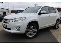 LHD 2010 Toyota Rav4 2.2D4D AUTOMATIC French Registered