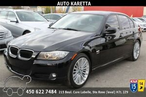 2011 BMW 328I XDRIVE/AWD, NAVIGATION, TOIT OUVRANT, BLUETOOTH