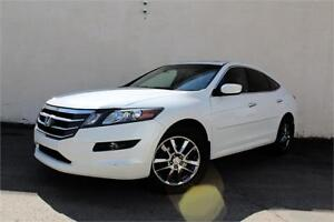 2010 HONDA ACCORD   CROSSTOUR EX-L | AWD | CERTIFIED