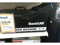 Soundlab snow machine