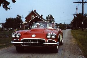 Searching for my '60 Corvette
