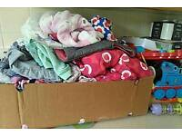 Huge bundle of baby clothes carboot