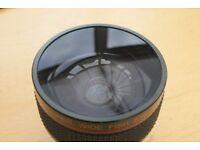 Fish Eye Filter/Lens