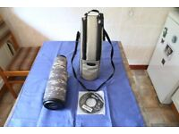 Canon F5.6 400mm L series lens in as new condition with case and Lenscoat cover