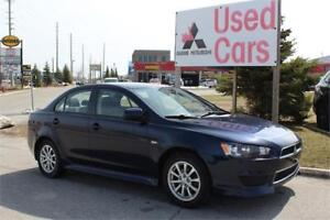 2014 Mitsubishi Lancer SE *GREAT ON GAS *WARRANTY