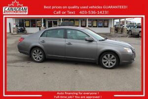 2005 Toyota Avalon Touring LOADED LOW KMS REDUCED