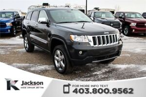 2011 Jeep Grand Cherokee Overland - Bluetooth, Rear View Camera