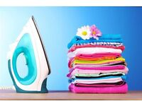 Ironing service. Pick up and drop off. Fast turnaround.