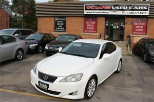 2008 Lexus IS 250 LOW KMS!