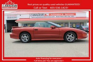 1997 Pontiac Firebird Trans Am. GREAT CONDITION! V8 LT1!