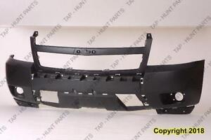Bumper Front Primed With Off Road CAPA Chevrolet Tahoe 2007-2014