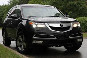 2011 Acura MDX SH-AWD *NAVI/CAMERA/SUNROOF/DVD/LTHR* NO ACCDNT