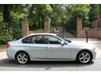 62 PLATE BMW 320 DIESEL SE AUTO 49,953 MILES FBMWSH LEATHER NEW MODEL F30