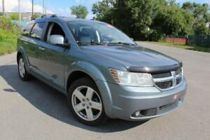 2009 Dodge Journey R/T,4 CYLINDERS,7 PASSENGERS,INSPECTED