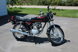 Husband regrets selling his 81 CB125S, help me find it