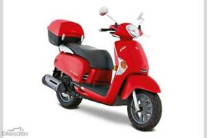 Kymco Like 125 2019 Fitzroy North Yarra Area Preview
