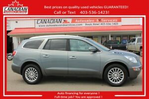 2008 Buick Enclave CXL AWD FULLY LOADED! 7 passenger REDUCED