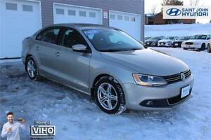 2014 Volkswagen Jetta TDI Comfortline! SUNROOF! HEATED SEATS! DI