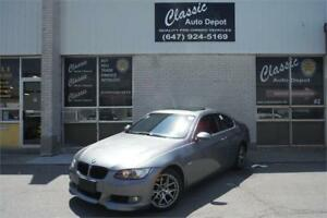 2008 BMW 328XI **LEATHER**SUNROOF**REBUILT TITLE**129,000KM**