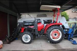 Jinma tractor 454 4x4 Jacobs Well Gold Coast North Preview