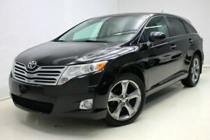 2010 Toyota Venza Limited AWD V6 *JBL* XENON* *Cuir/Leather*