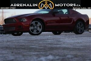 2014 Ford Mustang Premium SUPER LOW KM!!
