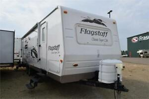 2009 Forest River FLAGSTAFF 831RLS