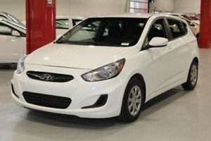 Hyundai Accent GL 4D Hatchback at 2012