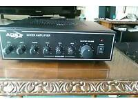 Mixer amplifier