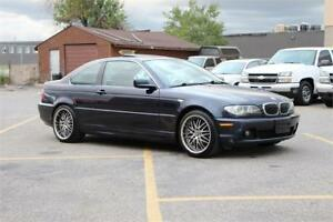 2004 BMW 325CI Coupe Manual**CERTIFIED+2 YEAR WARRANTY