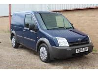 2005 Ford Transit Connect 1.8TDCi ( 90PS ) Low Roof Van T200 SWB L