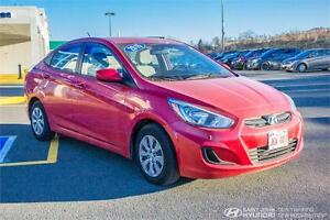 2015 Hyundai Accent GL! HEATED SEATS! WARRANTY! $76 BI-WEEKLY