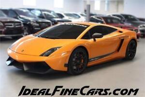 2012 Lamborghini Gallardo SUPERLEGGERA/CARBON FIBER/SUEDE