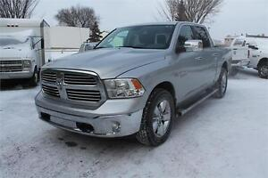 2014 RAM 1500 SLT  WITH REMAINING FACTORY WARRANTY !! 16R15742A