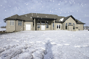 Executive Acreage Home at Brightwood Estate Country Living
