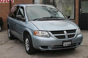 2005 Dodge Caravan SE *NO ACCIDENTS, CERTIFIED, DVD, WARRANTY*